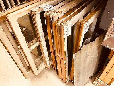 Vintage Windows For Projects