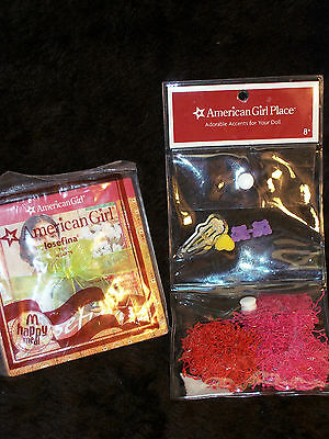 American Girl ADORABLE ACCENTS for dolls, Hair, Salon, Accessories + More