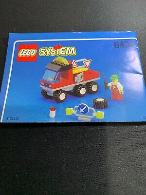 Lego Classic Authentic Replacement Instructions NEW LEGO SYSTEM 5918