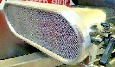 Stainless Air Filter for Enderle Bugcatcher with Stainless mesh- EZ install
