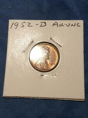 Copper #0053 Fill Your Coin Book Circulated Coin 1952 P Lincoln Wheat Penny