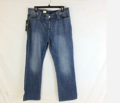 Rock & Republic Women's Denim Blue Jeans Size 16 NWT Coney Island Line