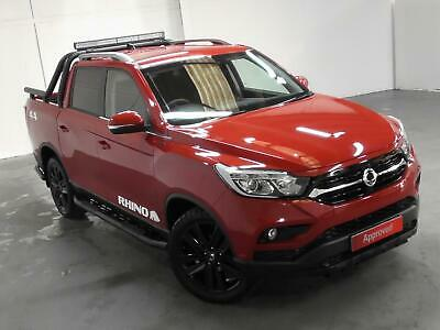 2019 SsangYong Musso 2.2 Rhino 4dr