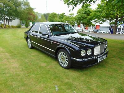Bentley Arnage 6.8 R 2005 Model 42269 Mls Full Bentley Service History 8 Stamps