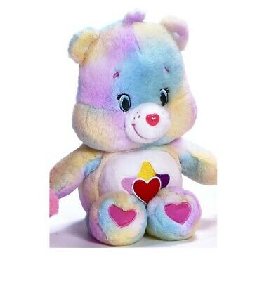 "New Official 12"" Care Bear True Heart Bear Soft Plush Toy"