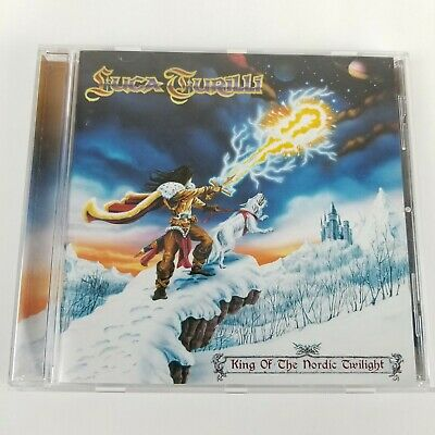 Luca Turilli - King of the Nordic Twilight CD 1999 LMP Import Germany