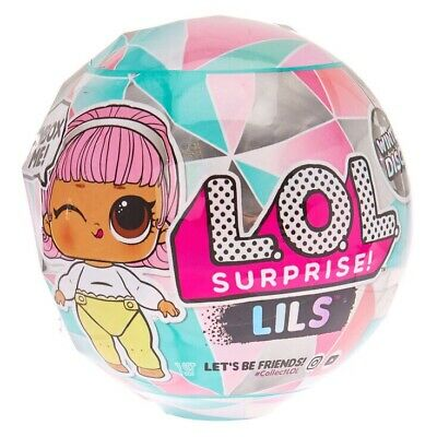 LOL Surprise Winter Disco LILS Little Sister Doll Ball Brand New Sealed Pets