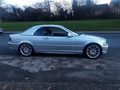 BMW 323 CI CONVERTIBLE W reg