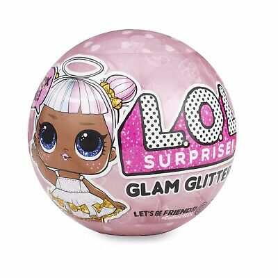LOL Surprise Glam Glitter Ball Dolls Series 2 NEW Sealed Toy 100% Authentic Gift