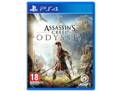 PS4 Assassins Creed: Odyssey