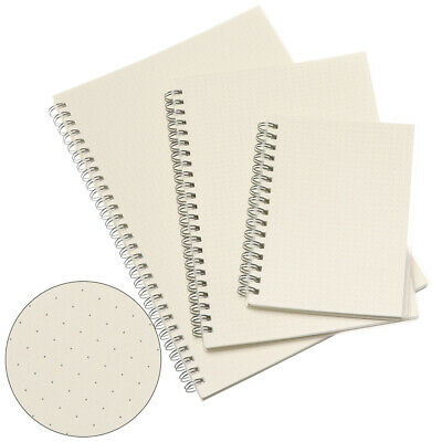Supplies Daily Agenda Journal Drawing Weekly Planner Dot Printed Notebook Grid
