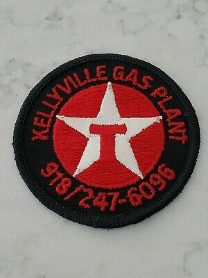 Texaco Patch - Kellyville Gas Plant