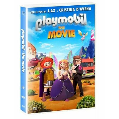Preorder 15 aprile 2020 - PLAYMOBIL THE MOVIE - DVD