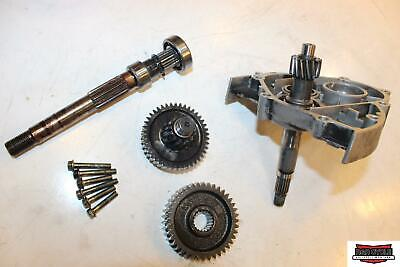 2008 ZNEN BMS ZN ISOT-B Scooter Clutch Shaft Gear W Housing