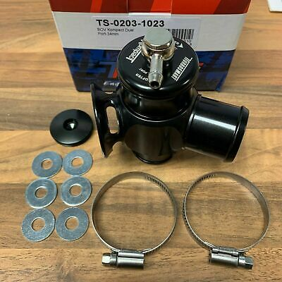 Mitsubishi Ralliart Colt 06-10 TURBOSMART 34mm Uprated Dual Port Dump Valve BOV
