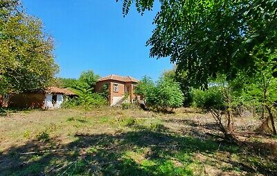 BURGAS Bulgaria! Bulgarian property house with land near centre - Pay Monthly