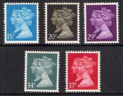 GB 1990 Machin Stamps,Penny Black Anniversary~Double Heads~Unmounted Mint~UK