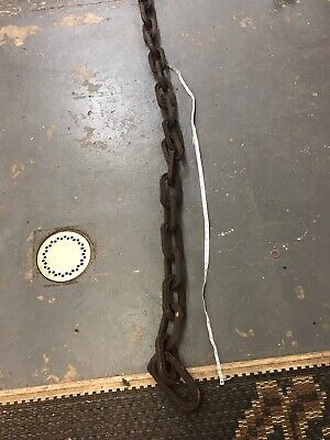Vintage Ship/boat Anchor Chain