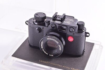 Sharan Leica 3f IIIf swedish army model black Miniature MINOX Camera