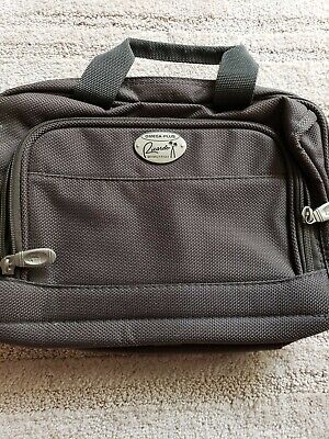 Ricardo Beverly Hills Omega Plus Green Case Hanger Carry On Luggage No Strap