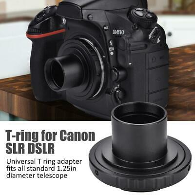 1.25 inch Astronomical Telescope Mount Adapter T SLR Ring for Nikon Camera Lens