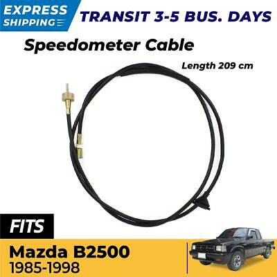 Speedometer cable speedo For 85-98 MAZDA B2000 B2200 B2600 Ford Courier Pickup