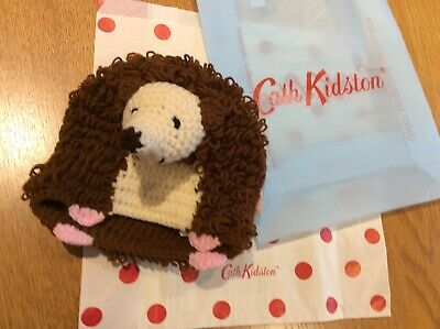 Cath Kidston Knitted Hedgehog Tea Cosy New With Gift Bags