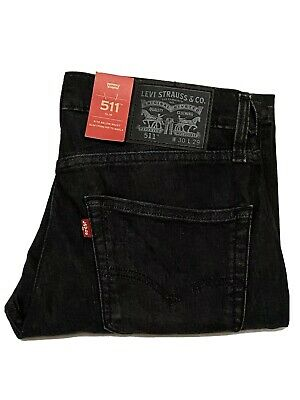 Free P/&P Men's Levi's 511 Slim Stretch Jeans 04511-2245 New With Tags 31W//34L