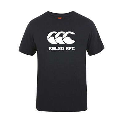 Canterbury of New Zealand CCC Plain Tshirt add your club name - Clearance Rugby