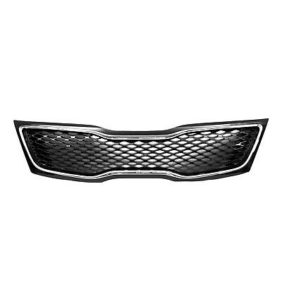 KI1200160OE New OEM Front Grille Fits 2014-2015 Kia Optima Korea built