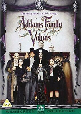 Addams Family Values [1993] [DVD], Good DVD, Anjelica Huston, Raul Julia, Christ