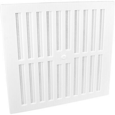 MV 250x180 s Air Vent Grille Cover 250x180mm WHITE Ventilation Grill