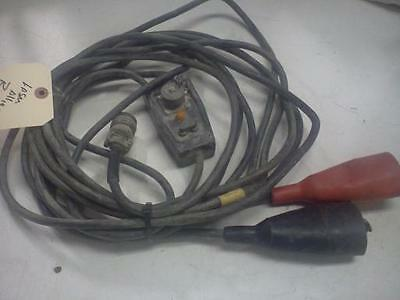 Laser Allignment Mod-4700 Series 12Volt Power Cable