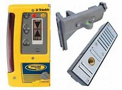 Spectra Precision Cr600 Laser Level Receiver With Magnetic Mount