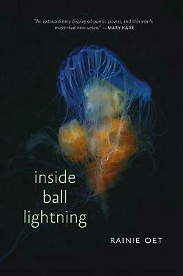 Inside Ball Lightning by Rainie Oet Paperback Book Free Shipping!