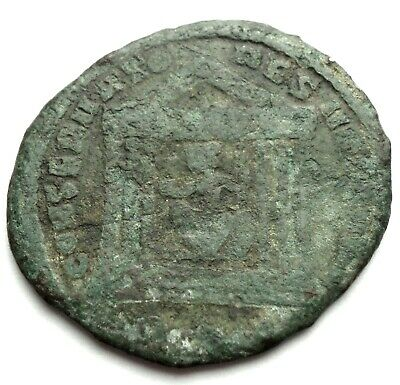 Roman Coin Constantine I The Great As Caesar 306-307 Ad K5.2