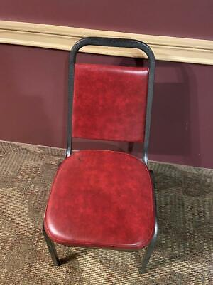 Banquet Chairs stackable padded heavy-duty