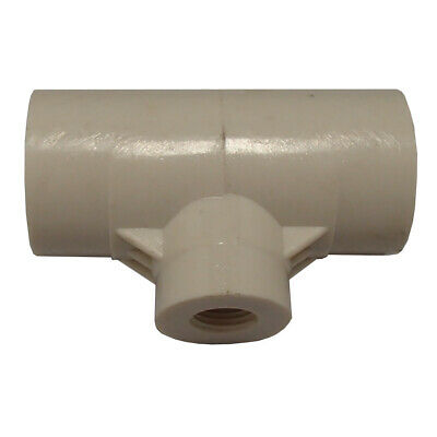 """5 PVC 1//2/"""" ADAPTERS Automatic Water Drinker Cup//Nipple Chicken Poultry Bushing"""
