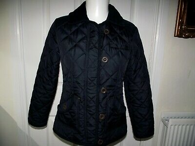 Next Quilted Jacket / Coat Age 11 /12 Yrs