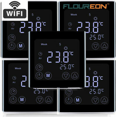 10PC Floureon C17.GH3 LCD Display Thermostat Raumthermostat Fußboden Wandheizung