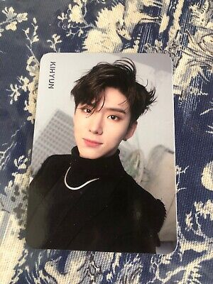 MONSTA X Kihyun 2nd Album Take.1 Are You There ? Shoot out Official Photocard