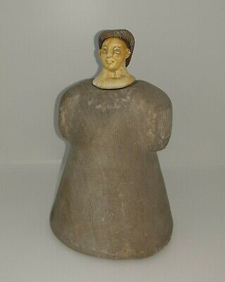 A Very Beautiful Big Ancient Bactrian Stone Composite Idol/Statue Rare VERY BIG