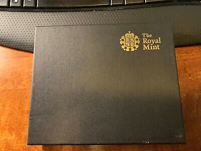 2011 Royal Mint Uk Proof Coin Set - 14 Coins
