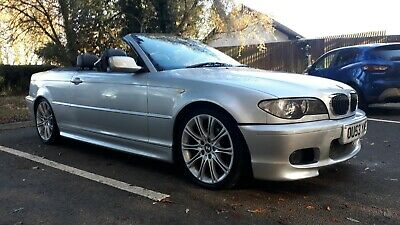 BMW 325Ci M-SPORT 5 Speed Auto 53 Plate Only 67400 Miles FSH Good Condition