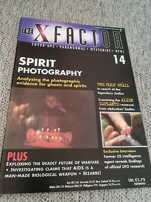 The X Factor Magazine No 14 - Spirit Photography