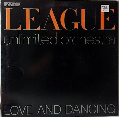 The Human League Unlimited Orchestra ‎– Love And Dancing LP 1982 PROMO Vinyl