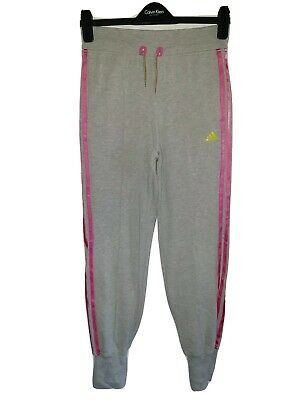 Girls ADIDAS Tracksuit Bottoms Age 15-16 Years