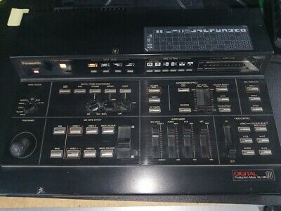 Panasonic WJ-MX10 Digital AV Mixer