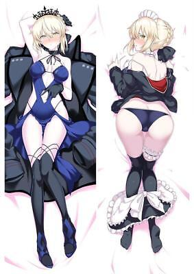 ANIME FATE SABER Hugging Body Pillow