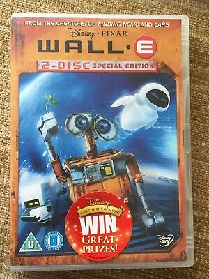 Disney Pixar Wall-e (2 Disc Special Edition) DVD